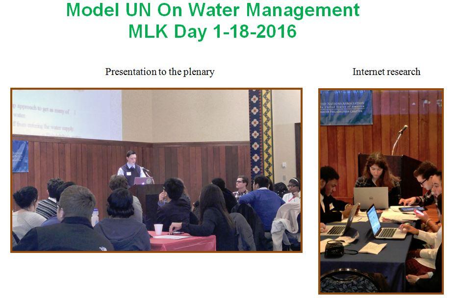 Model UN pictures