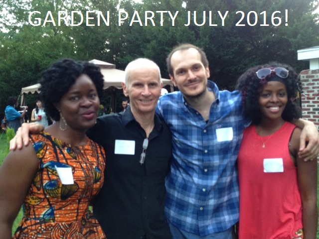 UNA-GP Garden Party 2016 featured refugee speakers and was a great success!